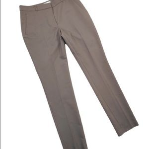 H&M Trouser Slacks NWT Taupe in fitted Sz.8